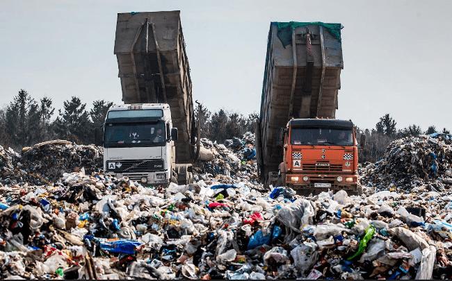 Мусорные операторы могут остановить вывоз мусора